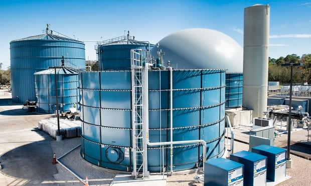 Biogas na Disney World – Magic Kingdown